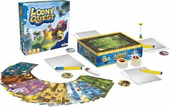 Asmodee Looney Quest Game