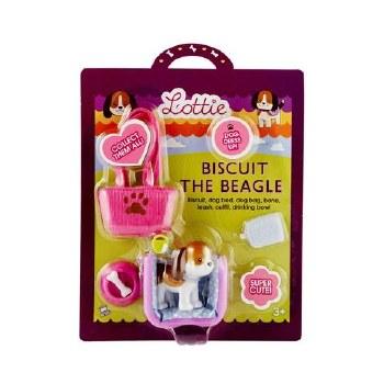 Lottie-Bisquit The Beagle