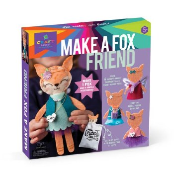 Make A Fox Friend