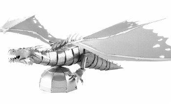 MetalWorks-Gringotts Dragon