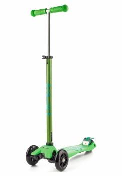 Micro Maxi Deluxe Kickboard - Green