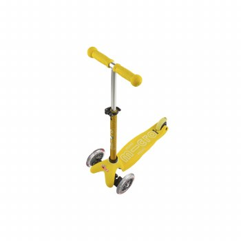 Micro Mini Deluxe-Yellow