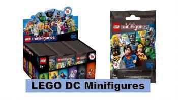 Minifigures LEGO 2020-1