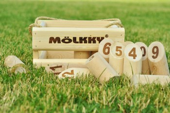 Molkky Outdoor Game - Tactic Games