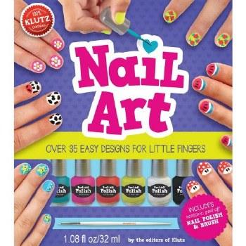 Nail Art for Beginners - Klutz