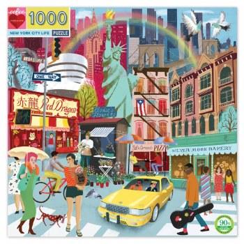 New York City Life 1000 Puzzle
