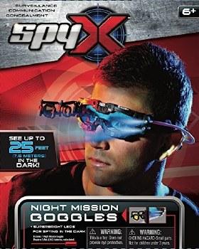 Night Mission Goggles