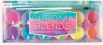 ChromaBlends Pearl Watercolor