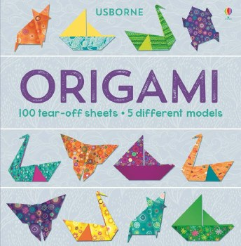 Origami Tear-Off Papercraft