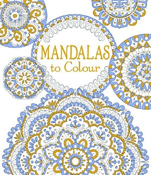 Patterns to Color Mandalas