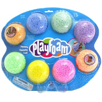 PlayFoam Combo 8-Pack - Educational Insights