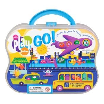 Playfoam Go! - Educational Insights