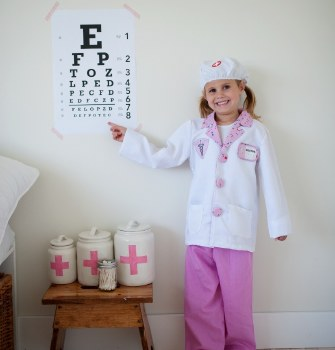 Pretend Play Doctor (Pink) - Creative Education of Canada
