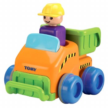 Push 'N Go Truck