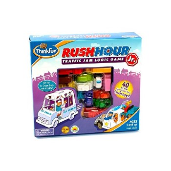 Rush Hour Jr Board Game - Think Fun!
