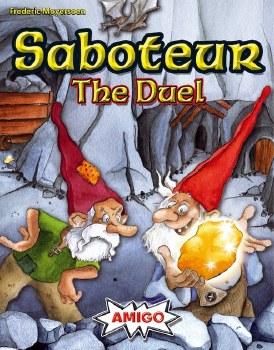 Saboteur The Duel Game