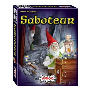Saboteur The Original Game