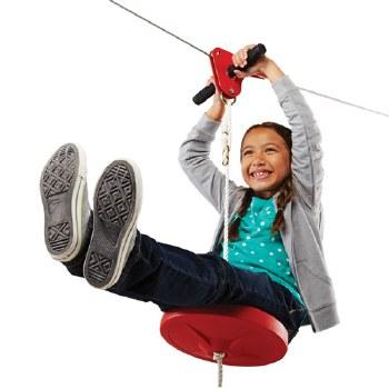 Slackers Zipline Eagle Flyer - B4 Adventure Brand 44