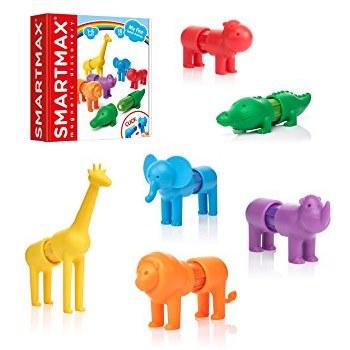 SmartMax My First Safari Animals - Smart/Tangoes USA, Inc.