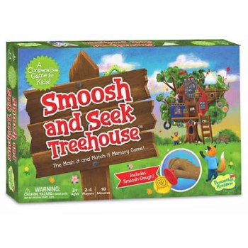 Smoosh and Seek TreeHouse