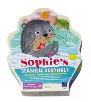 Sophie's Seashell Scramble - Educational Insights