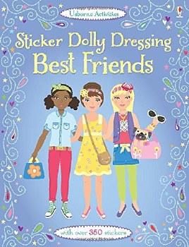 Sticker Dolly Best Friends - Usborne Books