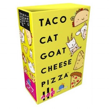 Taco Cat Goat Cheese Pizza Game