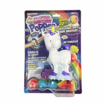 The Unicorn Poopin' Popper