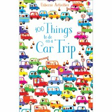100 Things Do Car Trip