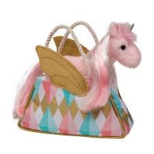 Glitter Fancy Sak w/Unicorn