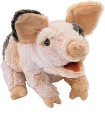 Grunting Pig Hand Puppet - Folkmanis