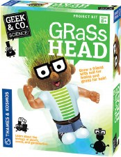 Geek and Co Grass Head - Thames and Kosmos