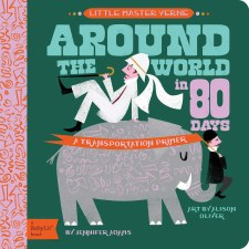 BabyLit Around World 80 Days