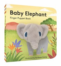 Baby Elephant FP Book