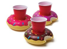 Beverage Boats-Donuts