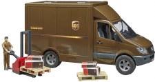MB Sprinter UPS w/Driver
