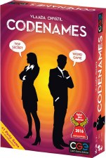 Czech Games Code Names Game