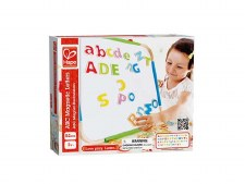ABC Magnetic Letters Playset - Early Explorer - Hape