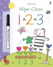 Wipe Clean:1-2-3