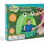 PopUp Frog Travel Shade Pool