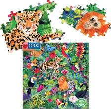 Amazon Rainforest 1000 Puzzle
