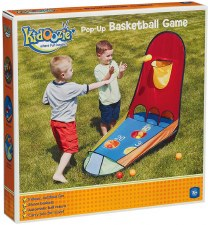 Pop Up Basketball Game