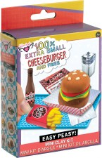 Make miniature fries and burgers! For ages 8 yrs-teen, from Fashion Angels.