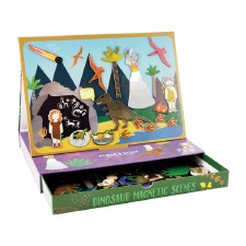 Magnetic Play Scenes Dinosaurs