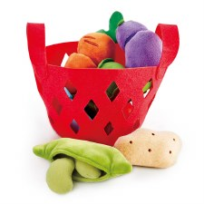 Toddler Vegetable Basket