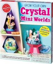 Grow Own Crystal Mini Worlds