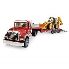 MACK Granite Truck w/Backhoe