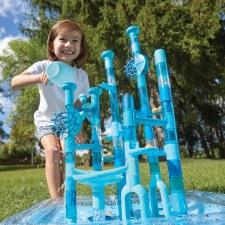 Aqua Maze Twist H2O Marble Run