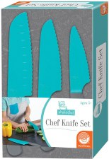 Mindware Playful Chef Knife Set