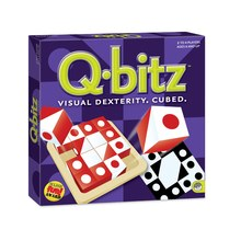 Q-bitz Board Game - MindWare